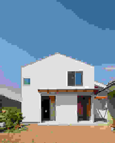 伊藤憲吾建築設計事務所 木屋 金屬 White