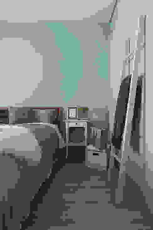 Skandinavische Schlafzimmer von 辰林設計 Skandinavisch