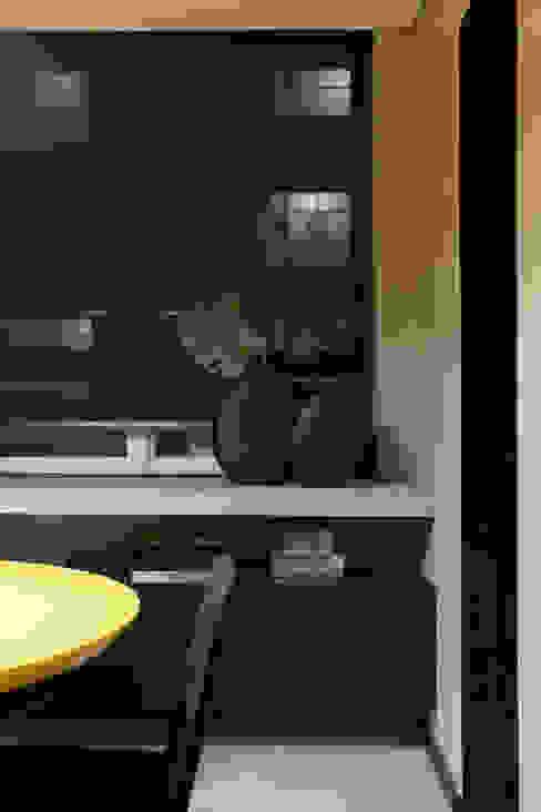 Sala de Reunião Espaços comerciais modernos por Semíramis Alice Arquitetura & Design Moderno