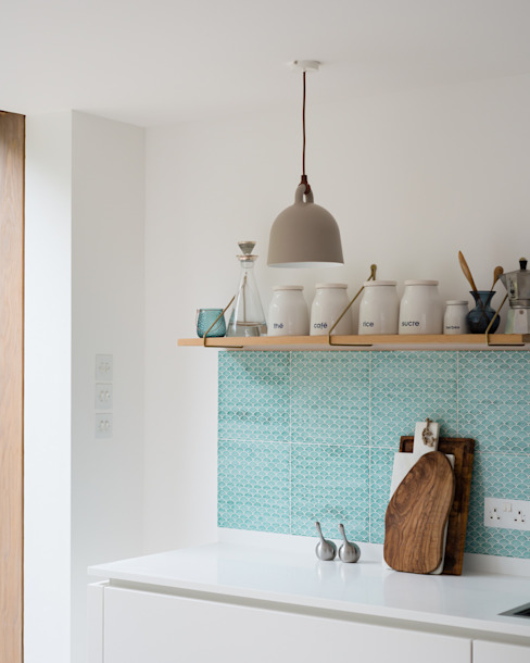 Cocinas de estilo  por Architecture for London, Moderno