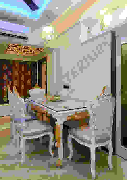 Mr. Gandhi SP INTERIORS Classic style dining room