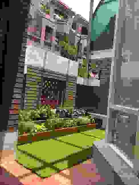 小陽台規劃 根據 大地工房景觀公司