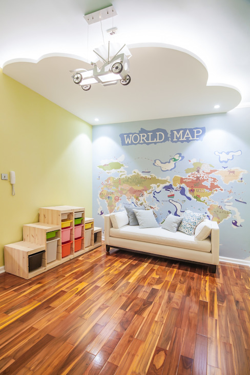 Modern nursery/kids room by PT. Dekorasi Hunian Indonesia (DHI) Modern