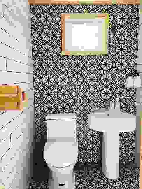 浴室 by 프리홈 인터내셔널