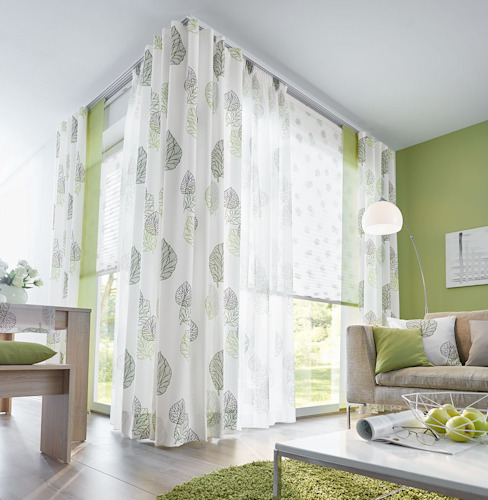 country  by UNLAND International GmbH , Country Textile Amber/Gold
