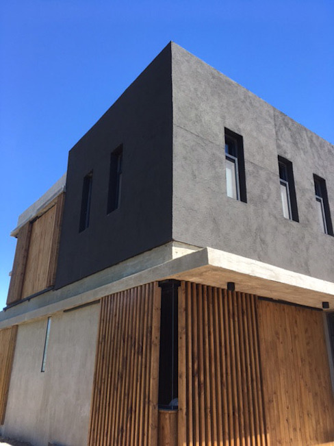 FAARQ - Facundo Arana Arquitecto & asoc. Detached home Wood effect