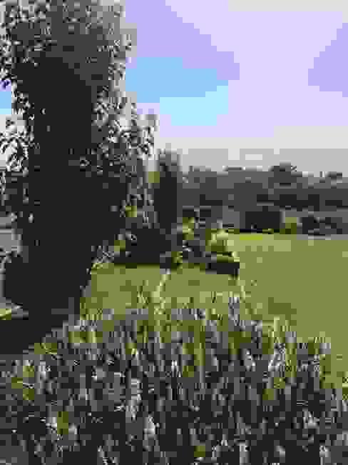 モダンな庭 の Aliwen Paisajismo モダン