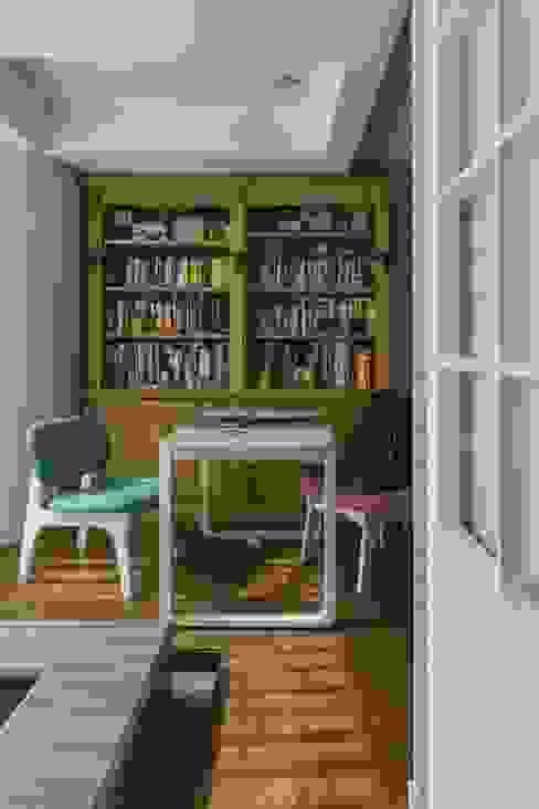 美式風格溫泉套房 根據 大觀創境空間設計事務所 鄉村風