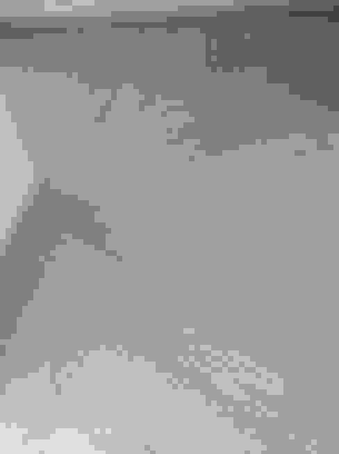 Disegno a ventaglio Dalle Pezz Sandro Pavimento Marmo Effetto legno