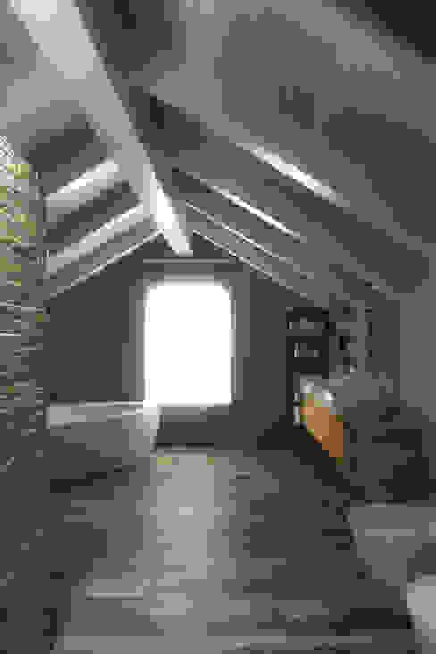 Bagno nel sottotetto 3d-arch Bagno moderno