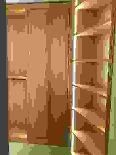 حديث  تنفيذ Falegnameria su misura, حداثي خشب Wood effect