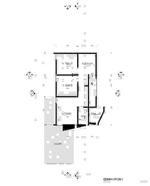 RR House Oleh GUBAH RUANG studio