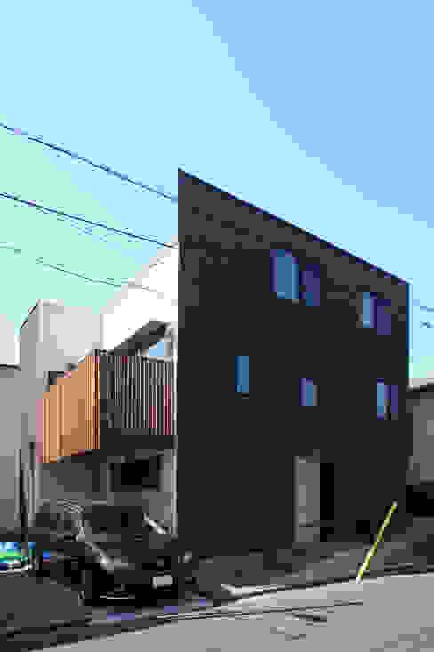 みんなの集まる家 の 設計事務所アーキプレイス モダン 木 木目調