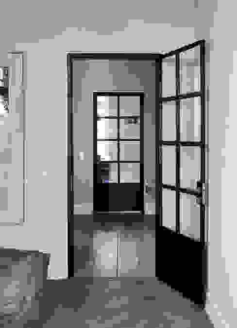 Umbau eines Stadthauses Anja Lehne interior design Tür