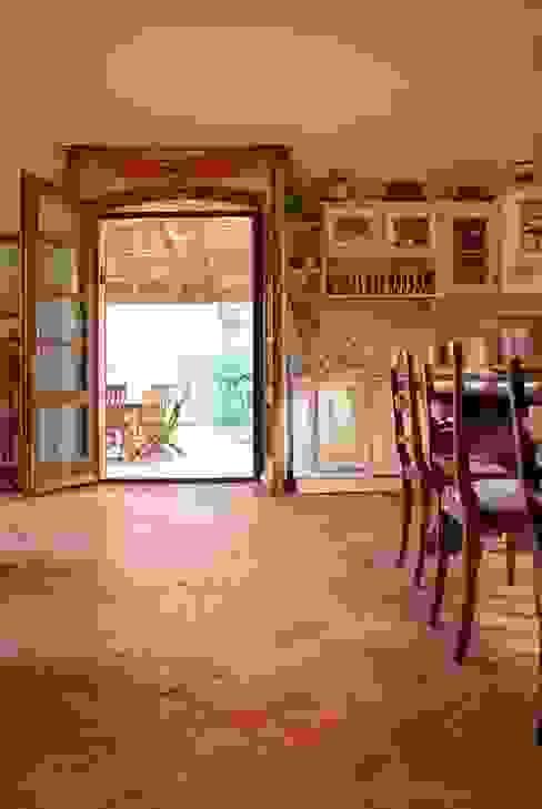 Villa Privata Cotto Antiqua Pavimento Ceramica Rosa