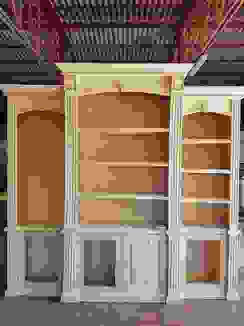 Falegnameri Roma mobili in legno massello Falegnameria su misura SoggiornoArmadietti & Credenze Legno