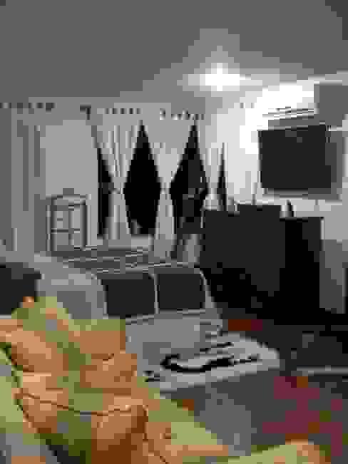 Dormitorio principal Dormitorios de estilo colonial de homify Colonial Madera Acabado en madera