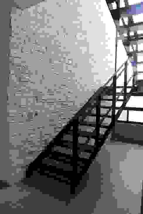 Residencial Pedregal Grupo Involto Escaleras
