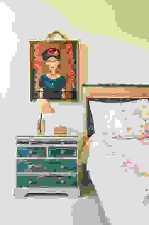 Rustik Yatak Odası Coletânea Arquitetos Rustik
