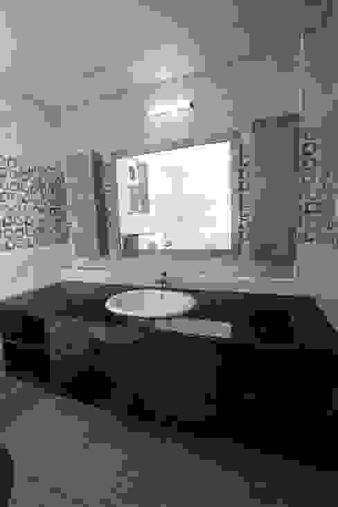 The Bathroom in Master Bedroom U and I Designs Modern bathroom
