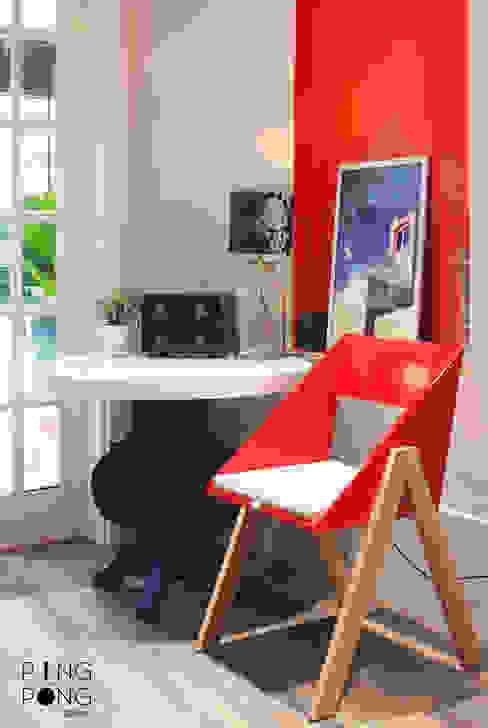 Showroom PingPong: hiện đại  by PingPong Atelier Furniture, Hiện đại