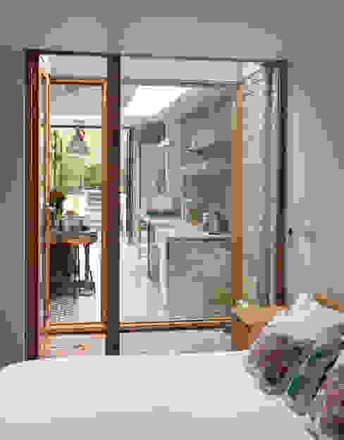 Evangelist Martins Camisuli Architects Eclectische slaapkamers