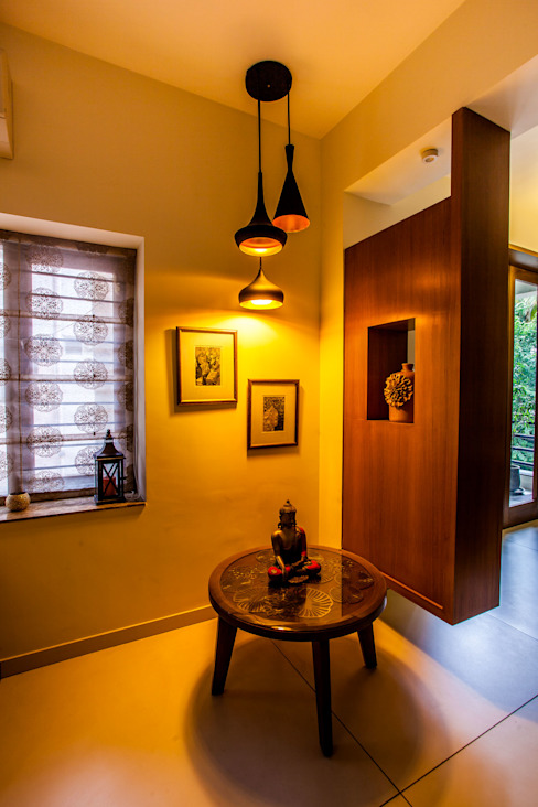 Design Dna غرفة المعيشة