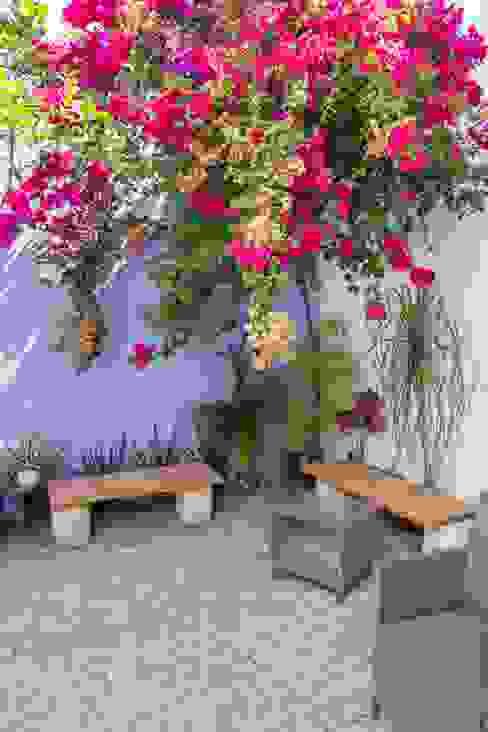 Vườn phong cách Địa Trung Hải bởi homify Địa Trung Hải