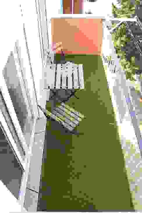 Viver com prazer by C EVOLUTIO LDA. C evolutio Lda Jardins modernos