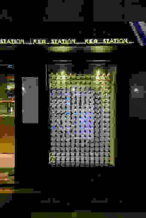케그스테이션 수제맥주전문점: 쿠나도시건축연구소의
