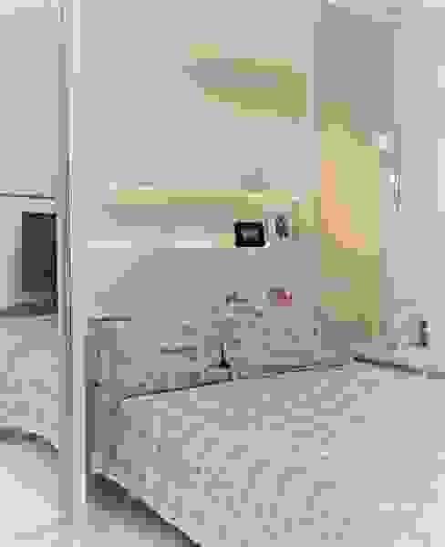 Small bedroom by Joana Rezende Arquitetura e Arte
