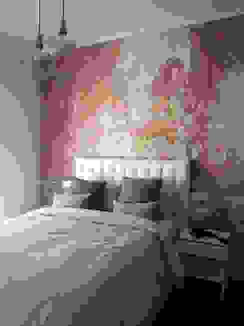 Reforma integral de ático en el Rastro Dormitorios de estilo ecléctico de Reformmia Ecléctico
