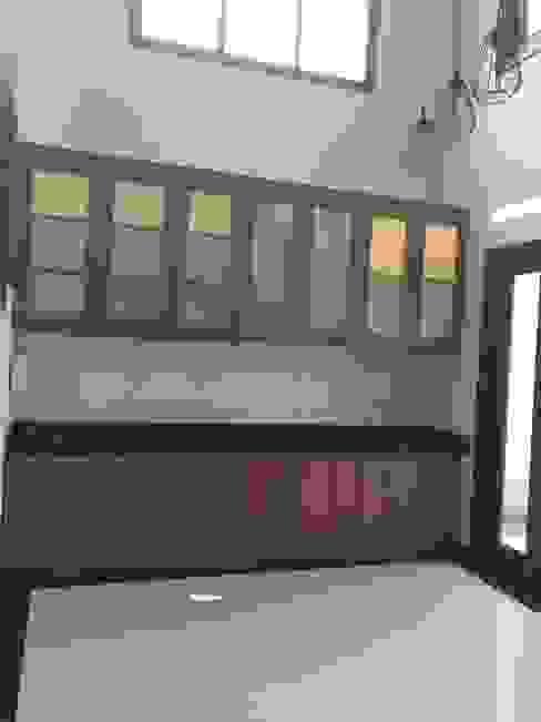 Kitchen Set Oleh Kahuripan Architect Modern Kayu Wood effect