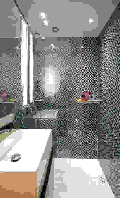 Projeto PDD Banheiros industriais por Saia Arquitetura Industrial