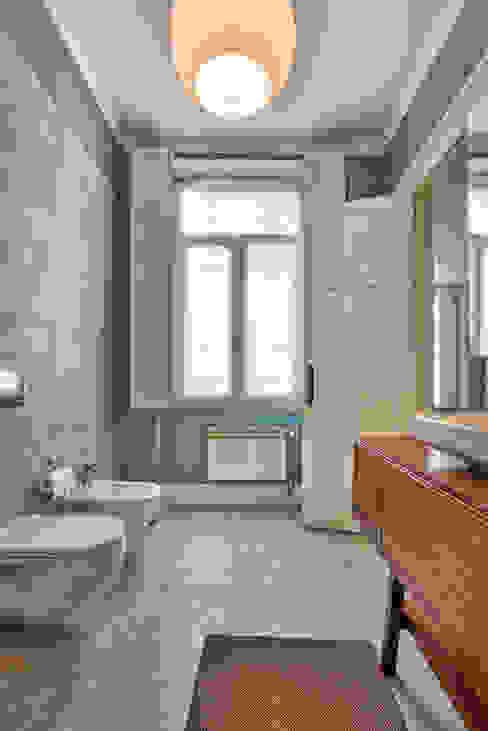 ShiStudio Interior Design Klassieke badkamers Marmer