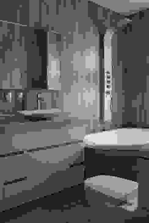 Casa Nordika Baños de estilo minimalista de Itech Kali Minimalista Azulejos