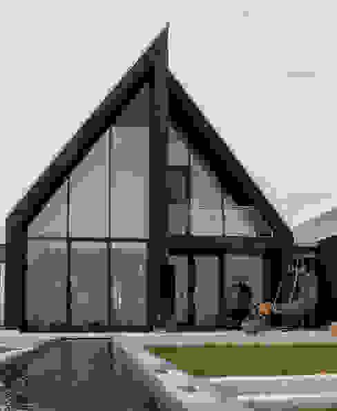 Villas by Nico Dekker Ontwerp & Bouwkunde, Modern Glass