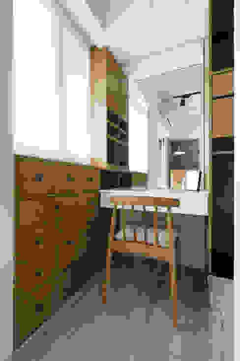 Phòng thay đồ by Moooi Design 驀翊設計