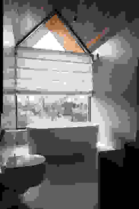 Ванная Ванная комната в скандинавском стиле от homify Скандинавский