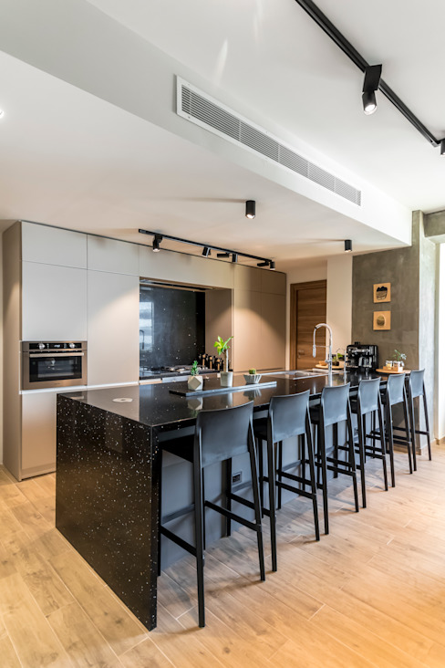 APTO PV Design Group Latinamerica Cocinas equipadas
