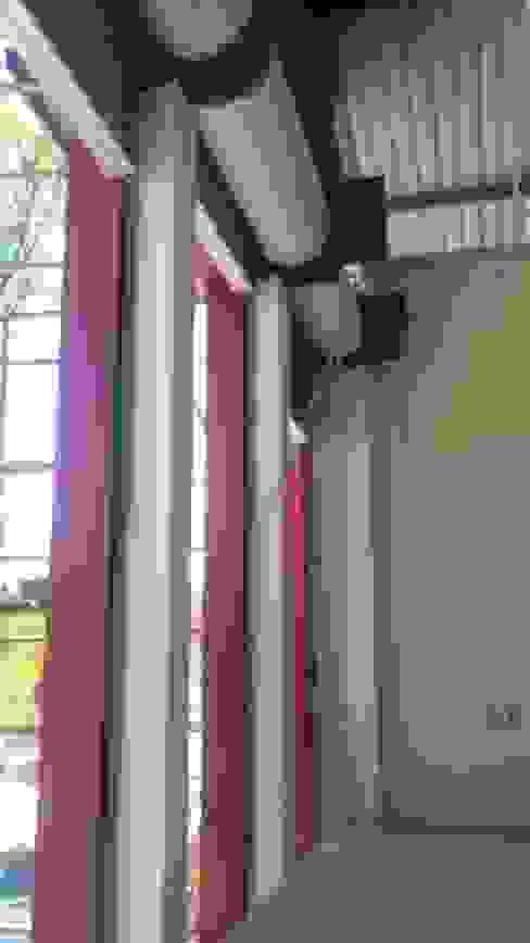 DALSE Construccion & Remodelación Garage Doors Aluminium/Zinc White