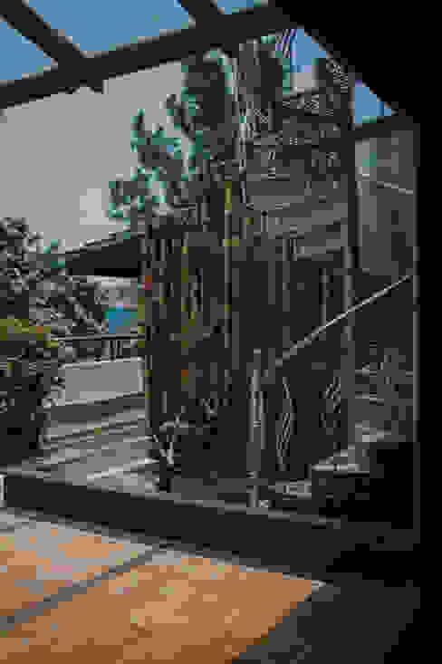 Terrace Lounge Modern Terrace by homify Modern