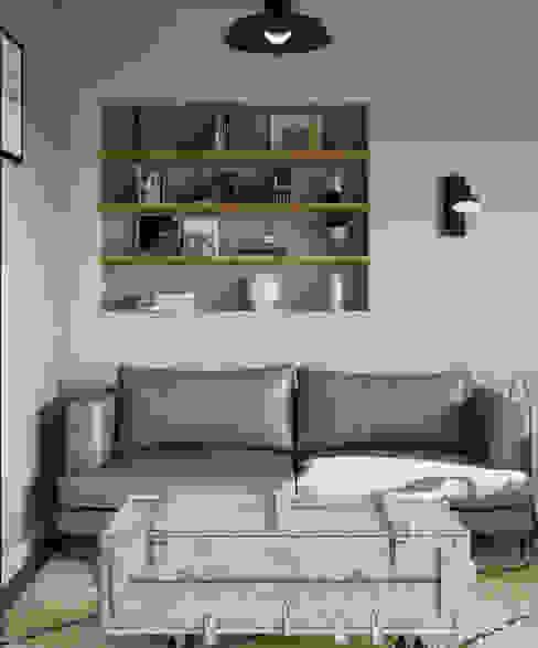 Salas de estilo  por Isabel Gomez Interiors
