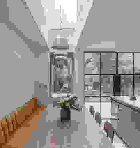 Brass house Kitchen Architecture Nowoczesna kuchnia