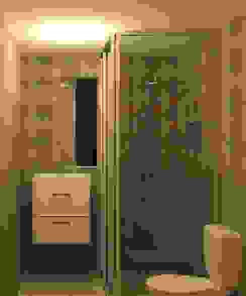 Baños de estilo  por Perfil Arquitectónico