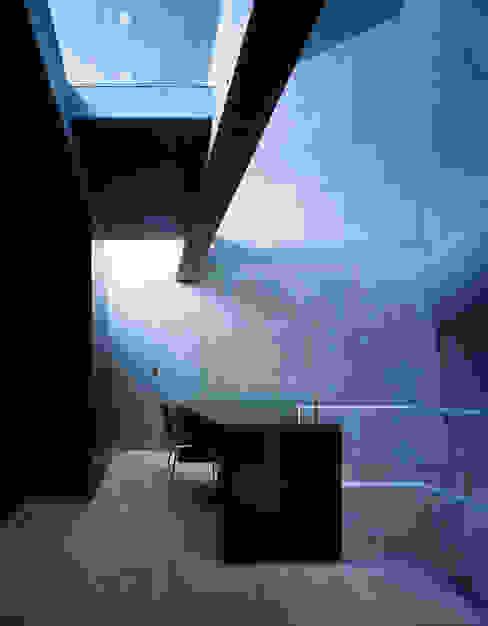 守谷の家 / House in Moriya 庄司寛建築設計事務所 / HIROSHI SHOJI ARCHITECT&ASSOCIATES モダンデザインの 書斎