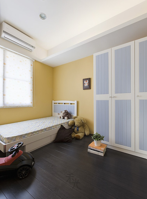 禾光室內裝修設計 ─ Her Guang Designが手掛けた子供部屋, モダン