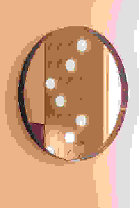 Specchio Fab Arredamenti su Misura Camera da lettoAccessori & Decorazioni Ferro / Acciaio Ambra/Oro