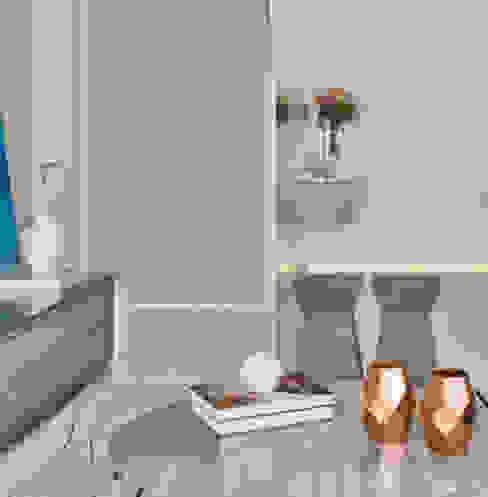 Sgabello Interiores Living roomAccessories & decoration Metal Amber/Gold