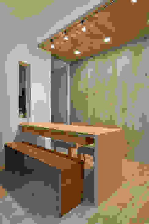 靈活的餐廳 根據 王采元工作室 現代風
